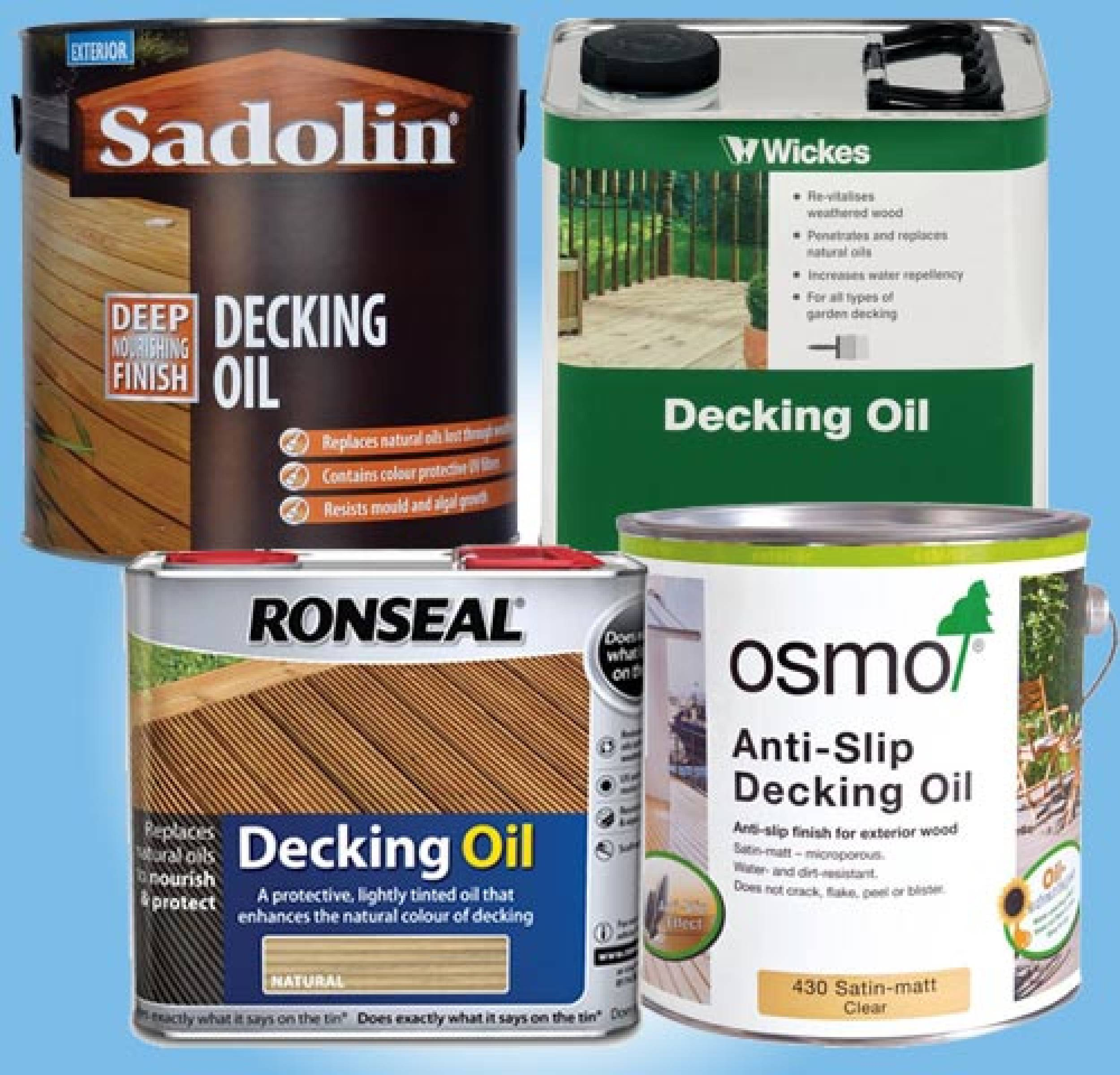 5 major advantages of decking oil for quality annual maintenance of your timber deck