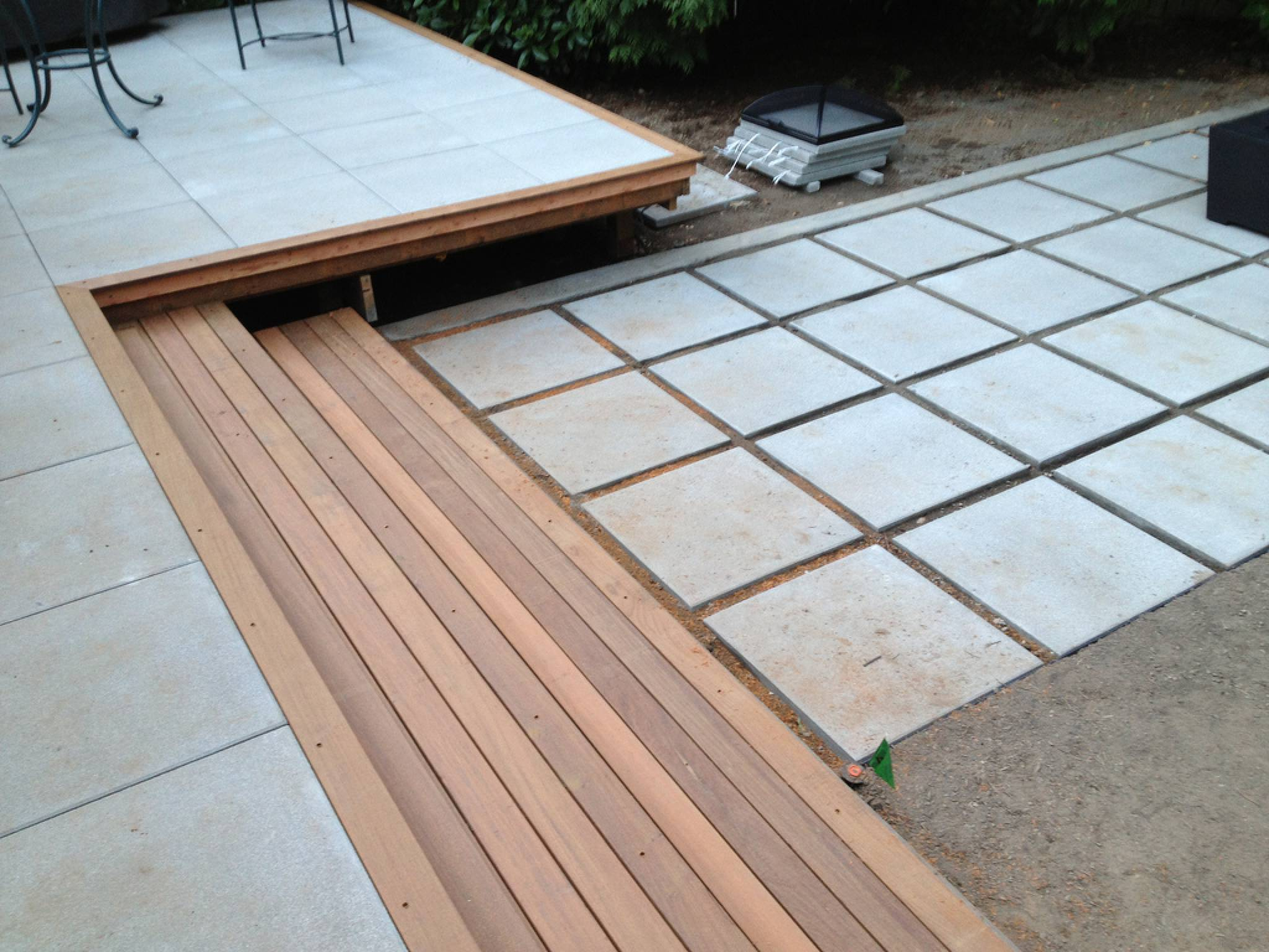 Brazilian Wood Deck Maintenance