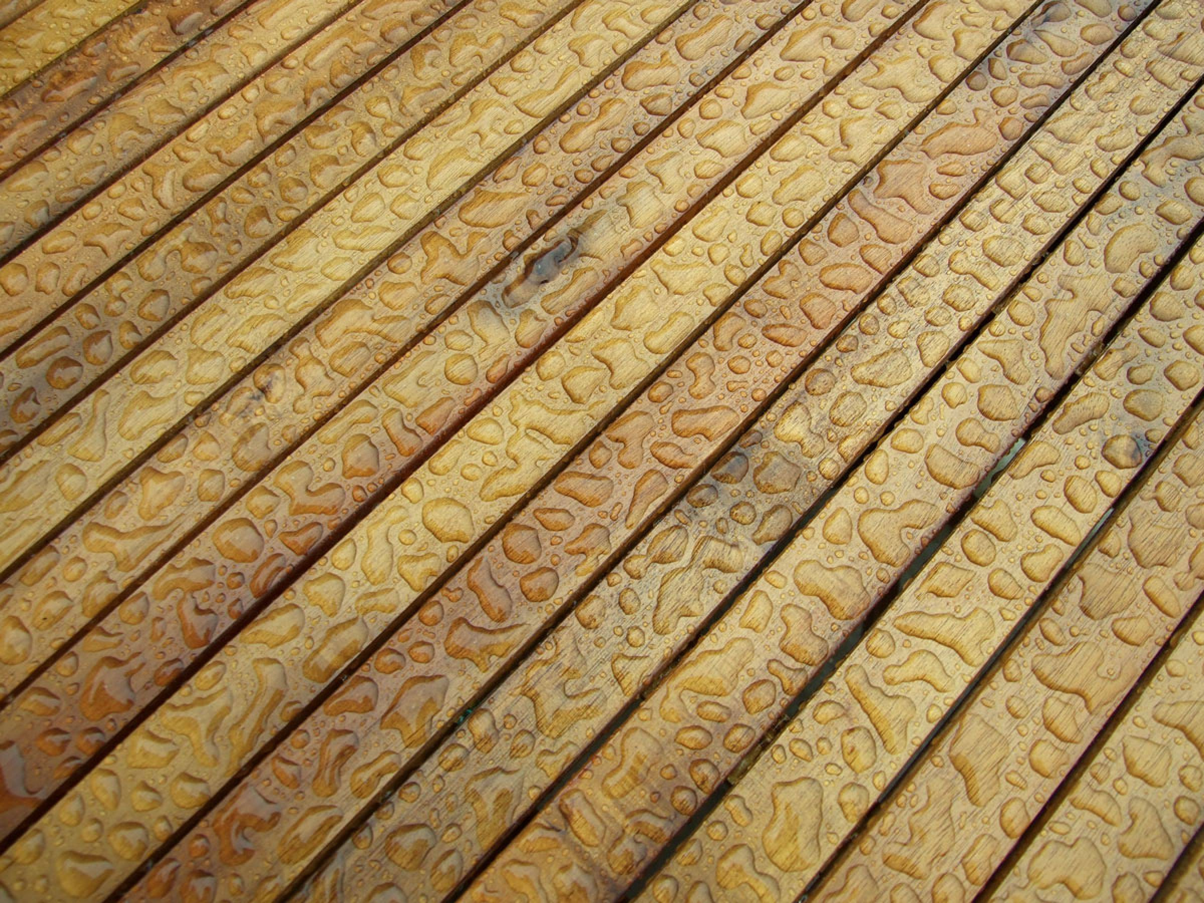Ipe Decking Maintenance Bleach