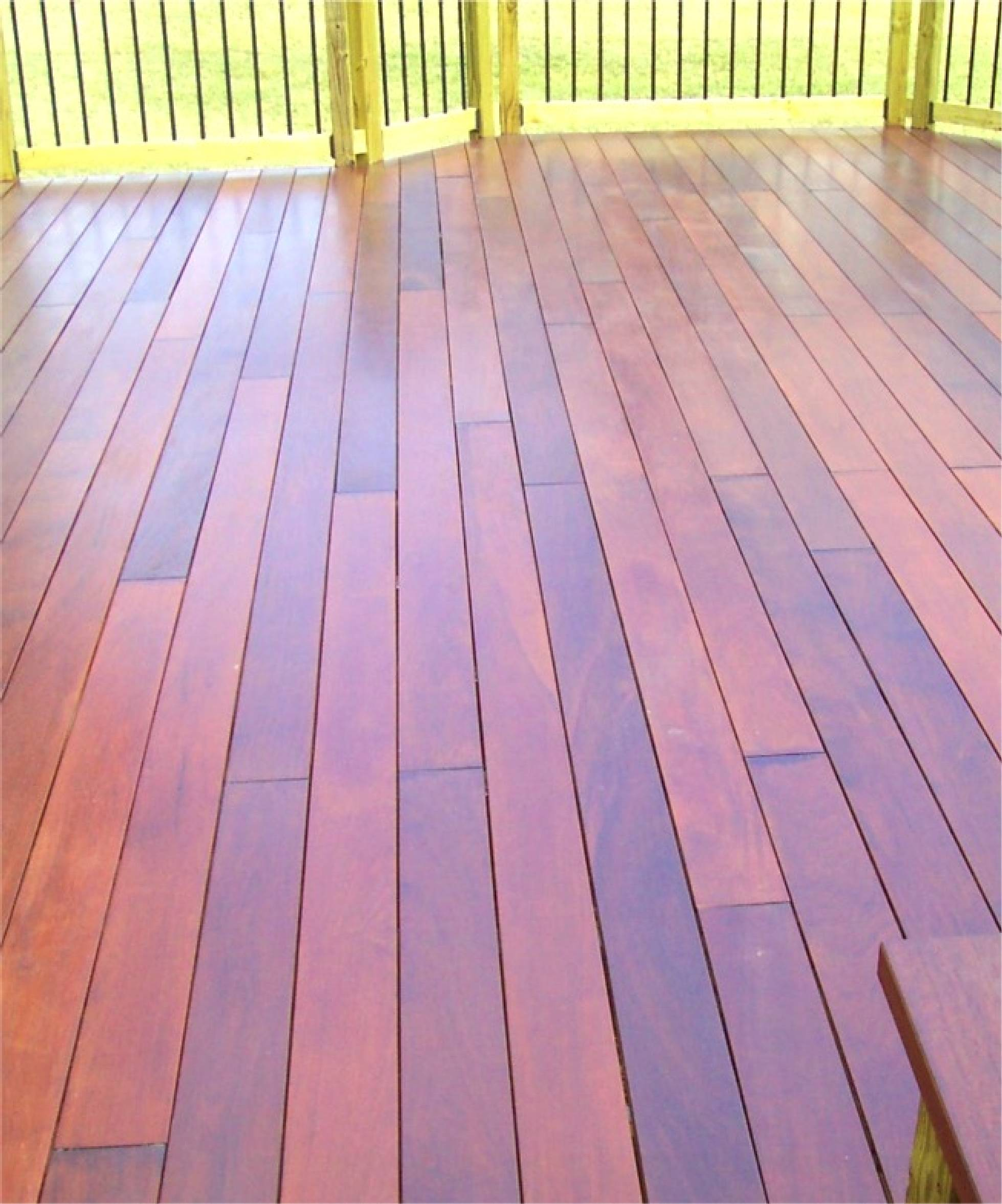 Ipe Wood Decking Maintenance