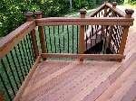 Iron Wood Decking Maintenance