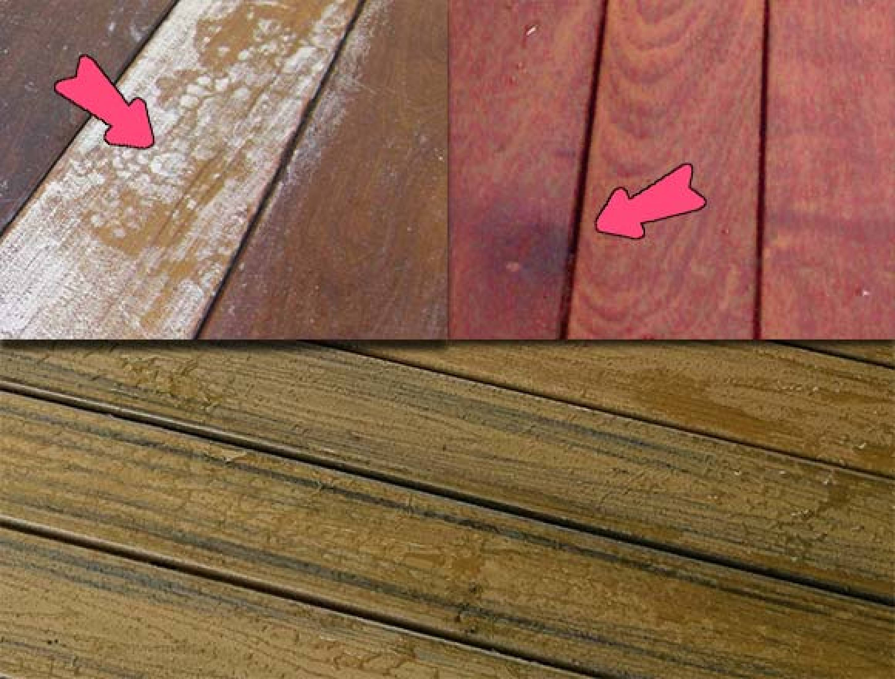ipe decking problems