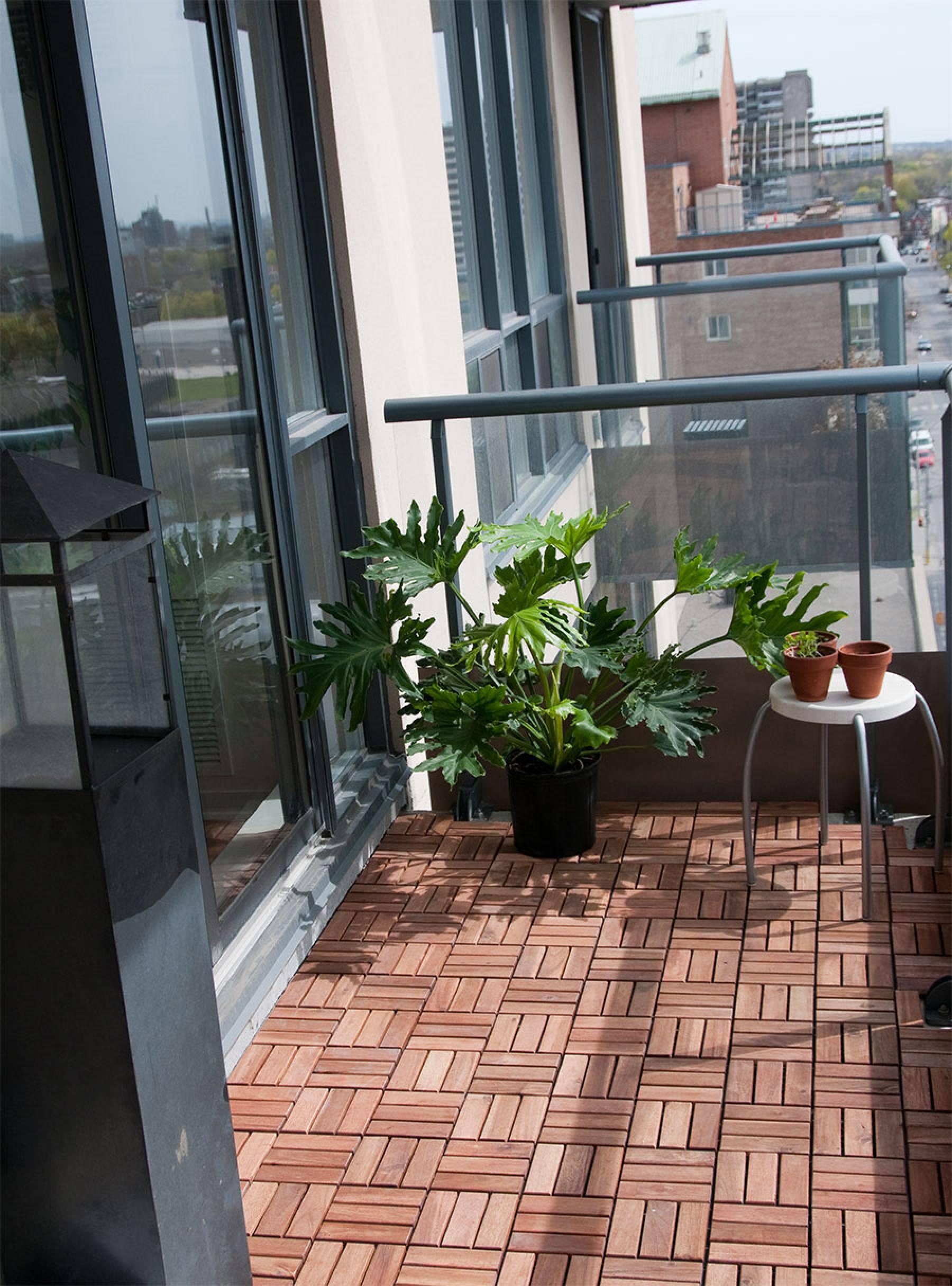 Interlocking Outdoor Tiles