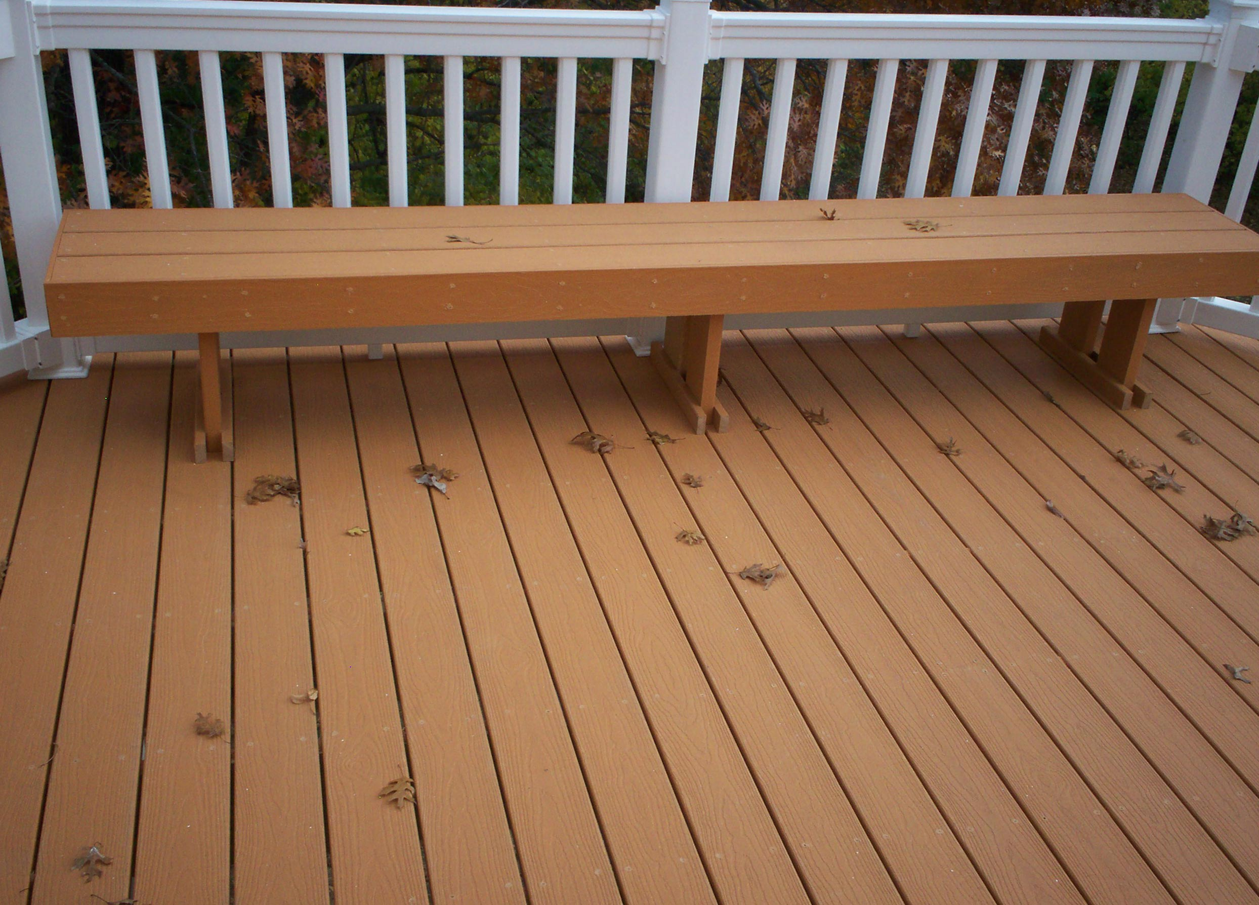 care of ipe decking