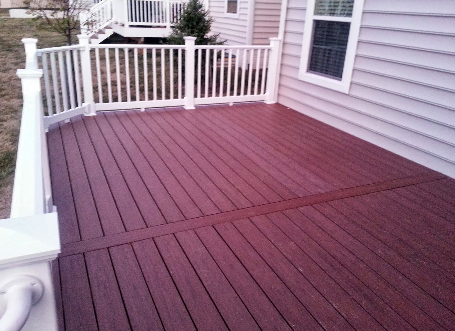 composite ipe decking