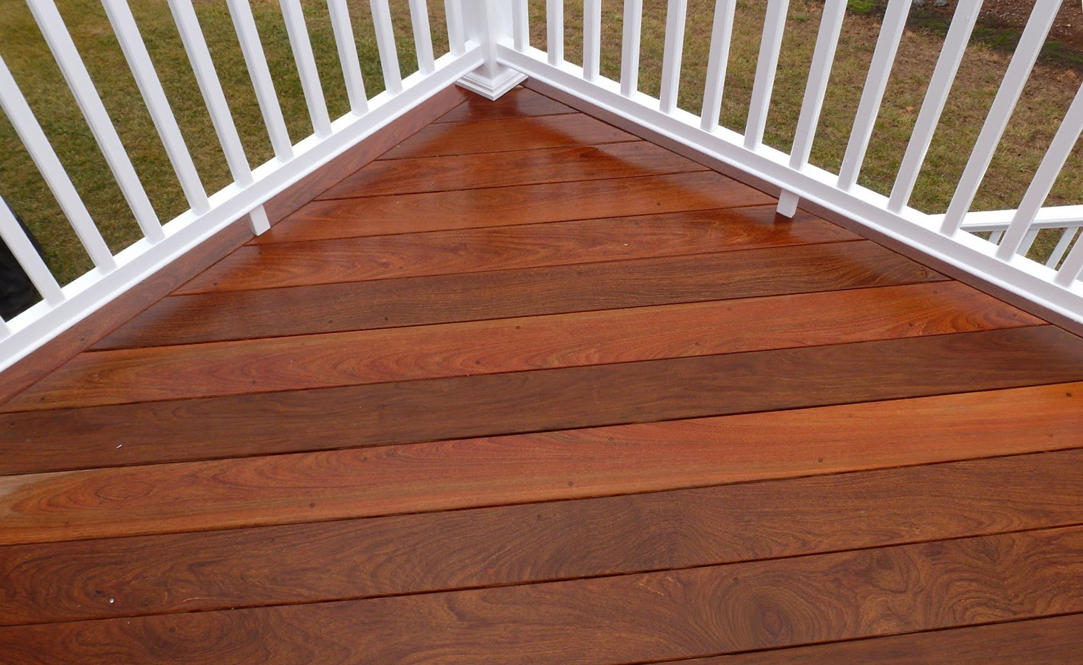 fiberon ipe decking
