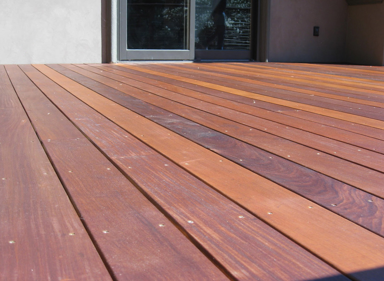 how much is ipe decking