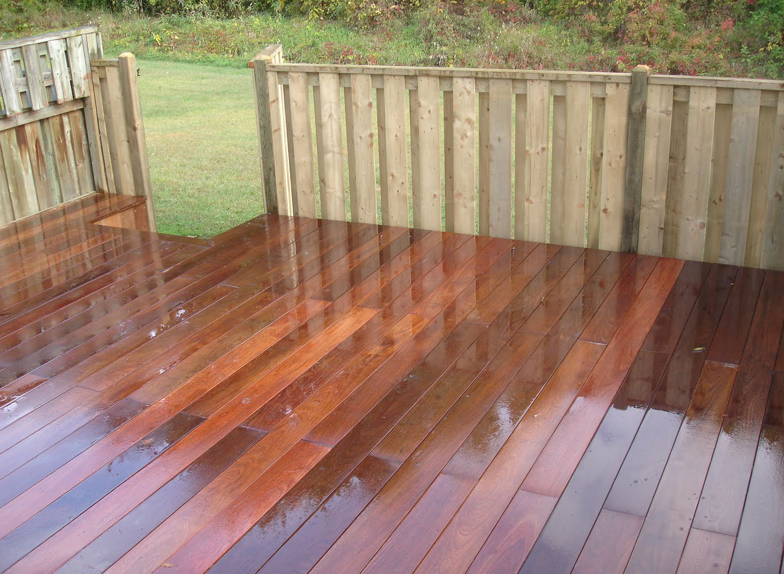 ipe decking reviews