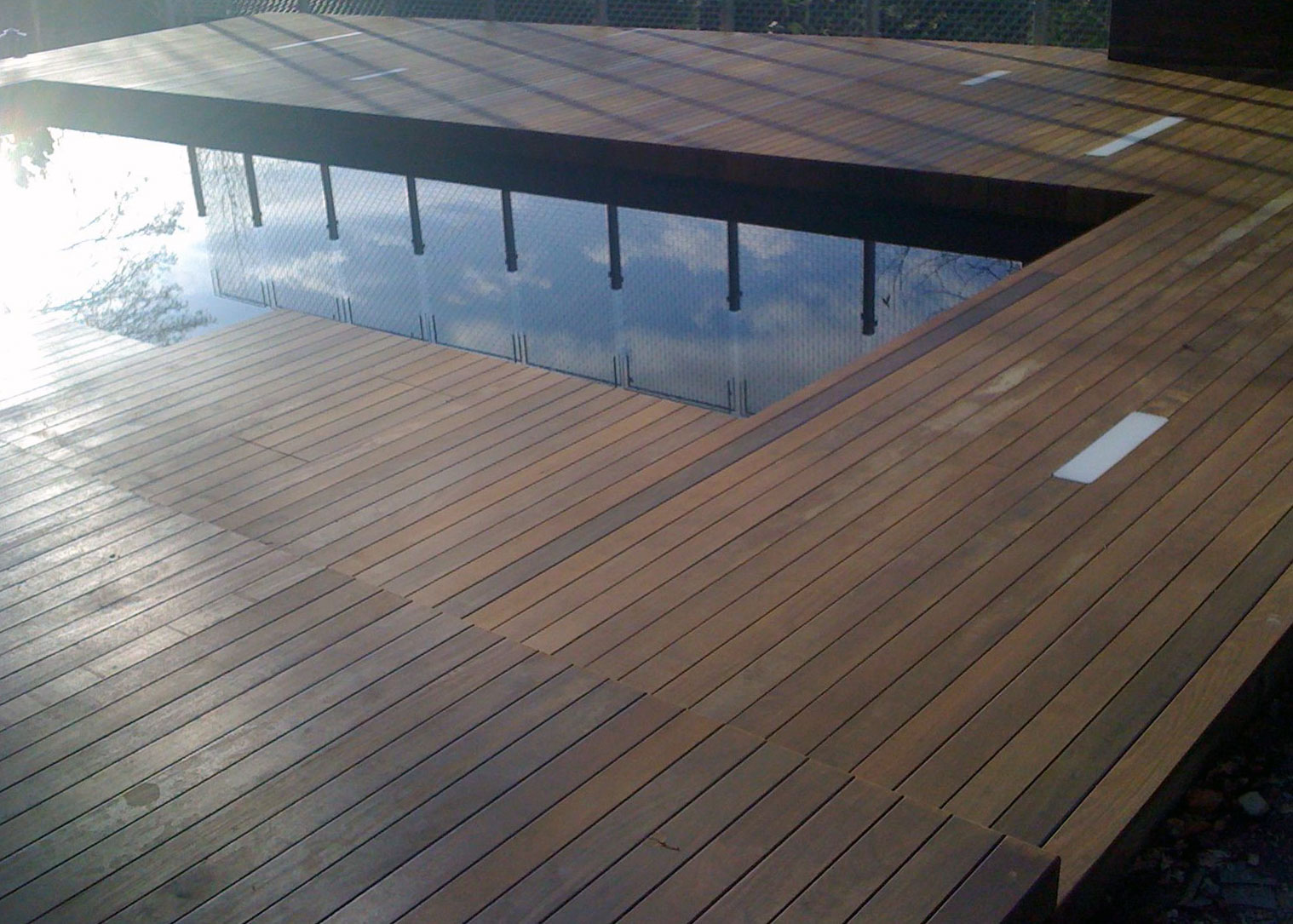 ipe decking treatment
