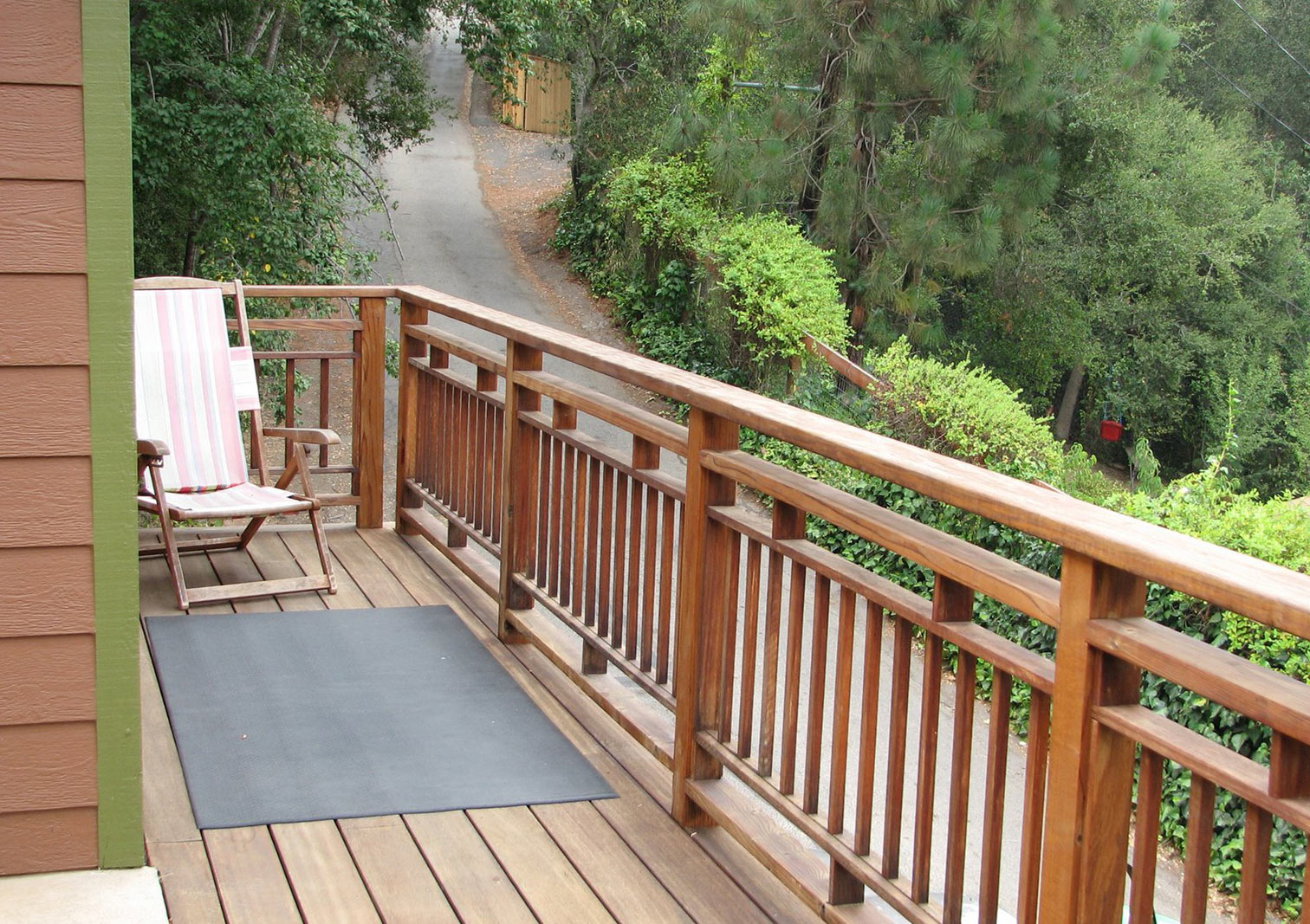 maintaining ipe decking