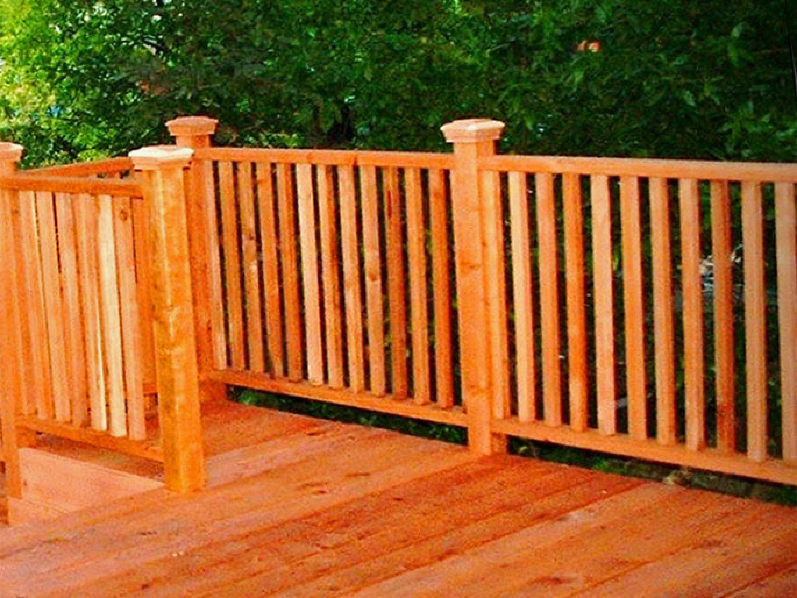 Walnut Fence