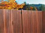 IPE Wood Fence