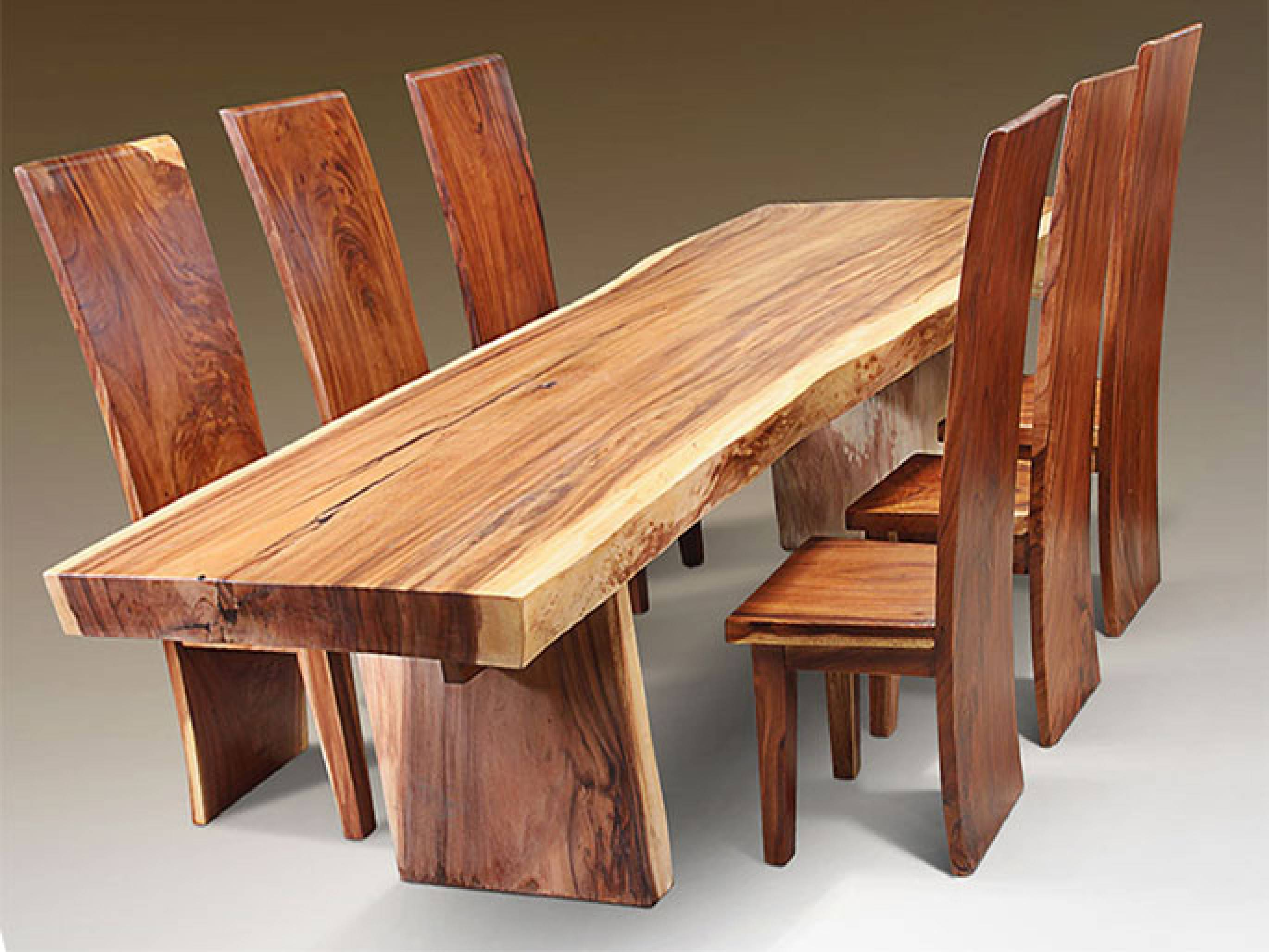 IPE Wood Furniture