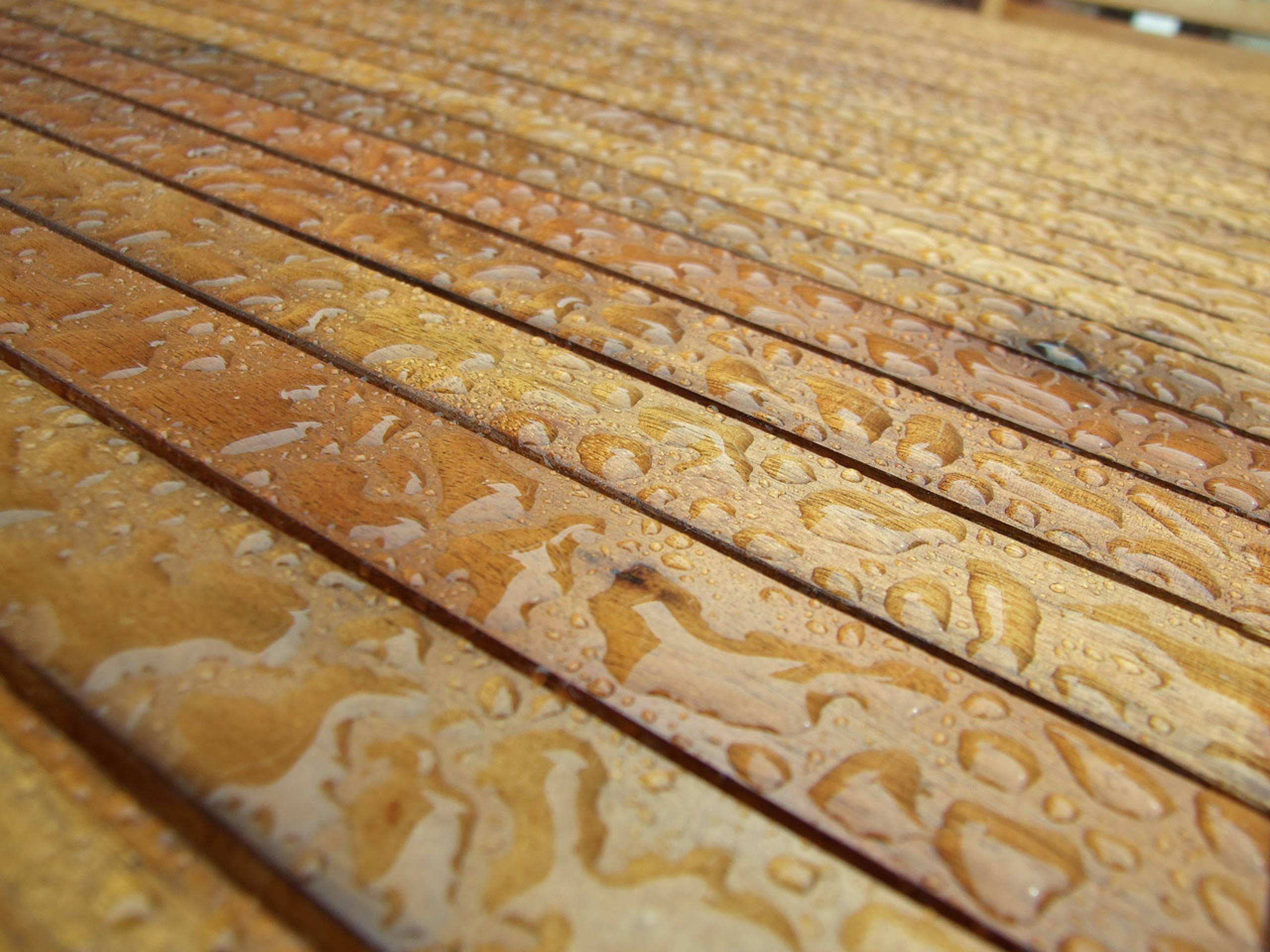 deck wood prices