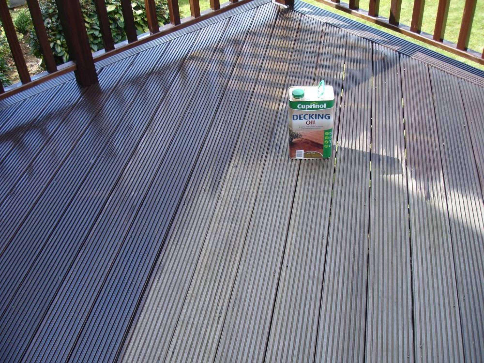 prices for decking