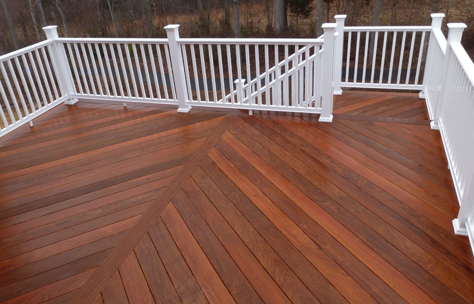 brazilian ipe decking