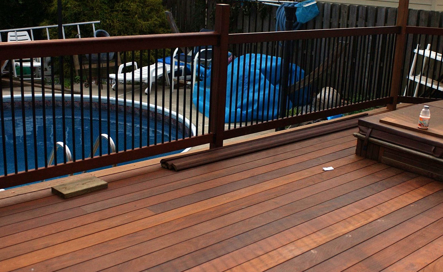 ipe decking advantages