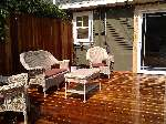 Treatment for IPE Decking